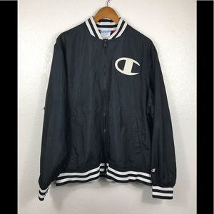 Champion Varsity Bomber Jacket